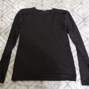 Tops - A long sleeve black shirt